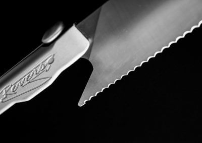 Il coltello Reverso Knife by Reverso Ideas - Coltello professionale da cucina modulare multilama Made in Italy